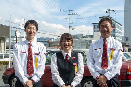 【積極採用中】高収入も目指せます! 夜勤務タクシードライバー